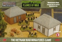 Battlefield in a Box - Vietnamese Huts