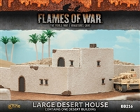 Battlefield in a Box - Large Desert House
