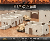 Battlefield in a Box - Small Desert Houses
