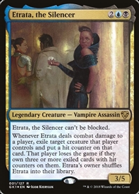 Etrata, the Silencer - Guild Kit - Rare