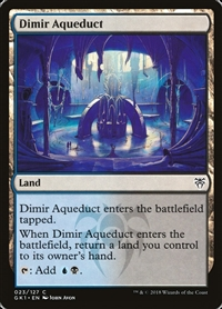 Dimir Aqueduct - Guild Kit - Common