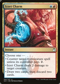 Izzet Charm - Guild Kit - Uncommon