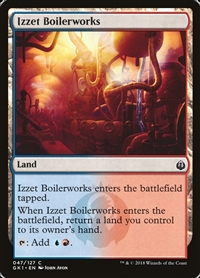 Izzet Boilerworks - Guild Kit - Common
