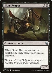 Slum Reaper - Guild Kit - Uncommon