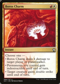 Boros Charm - Guild Kit - Uncommon