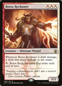 Boros Reckoner - Guild Kit - Rare