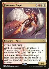 Firemane Angel - Guild Kit - Rare