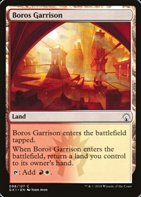 Boros Garrison - Guild Kit - Common