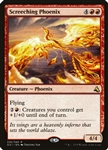 Screeching Phoenix - Global Series: Jiang Yanggu and Mu Yanling - Rare