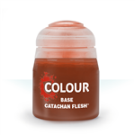 BASE - CATACHAN FLESHTONE - 12ml - Games Workshop
