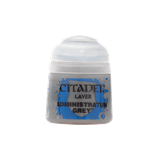 LAYER - ADMINISTRATUM GREY - 12ml - Games Workshop