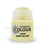 LAYER - DORN YELLOW - 12ml - Games Workshop