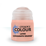 LAYER - LUGGANATH ORANGE - 12ml - Games Workshop