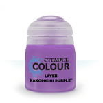 LAYER - KAKOPHONI PURPLE - 12ml - Games Workshop