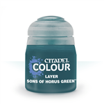 LAYER - SONS OF HORUS GREEN - 12ml - Games Workshop