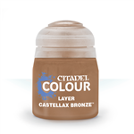 LAYER - CASTELLAX BRONZE - 12ml - Games Workshop