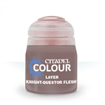 LAYER - KNIGHT-QUESTOR FLESH - 12ml - Games Workshop