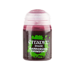 SHADE - CARROBURG CRIMSON - 24ml - Games Workshop