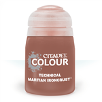 TECHNICAL - MARTIAN IRONCRUST - 24ml - Games Workshop