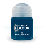 AIR - NIGHT LORDS BLUE - 24ml - Games Workshop