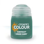 CONTRAST - CREED CAMO - 18ml - Games Workshop