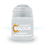 CONTRAST - APOTHECARY WHITE - 18ml - Games Workshop