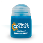 CONTRAST - TALASSAR BLUE - 18ml - Games Workshop