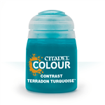 CONTRAST - TERRADON TURQUOISE - 18ml - Games Workshop