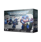 SPACE MARINE CRUSADE PAINT SET+