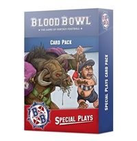 BLOOD BOWL SPECIAL PLAYS CARDS - ALLOCATION 1X