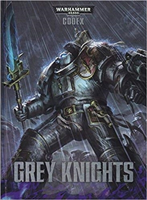 Codex: Grey Knights (7th Edition)
