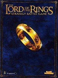 the Lord of the Rings: Strategy Battle Game (Hardcover)