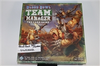 Blood Bowl Team Manager :the card game