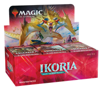 Ikoria: Lair of Behemoths Draft Booster Box