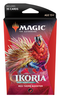 Ikoria: Lair of Behemoths Theme Booster: Red Preorder Ships May 15
