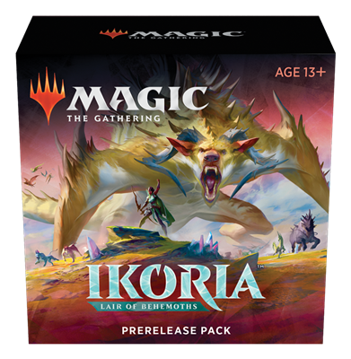 Ikoria: Lair of Behemoths Prerelease Pack Preorder Ships May 15