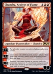 Chandra, Acolyte of Flame - Core Set 2020 - Rare