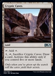 Cryptic Caves - Core Set 2020 - Uncommon