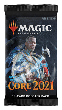Core Set 2021 Draft Booster Pack