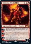 Chandra, Heart of Fire - Core Set 2021 - Mythinc Rare