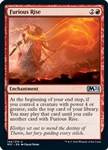 Furious Rise - Core Set 2021 - Uncommon