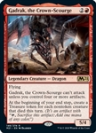 Gadrak, the Crown-Scourge - Core Set 2021 - Rare