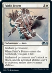Faith's Fetters - Core Set 2021 - Uncommon