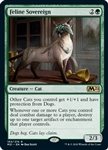 Feline Sovereign - Core Set 2021 - Rare