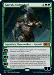 Garruk, Unleashed - Core Set 2021 - Mythinc Rare