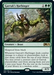 Garruk's Harbinger - Core Set 2021 - Rare
