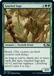 Gnarled Sage - Core Set 2021 - Common