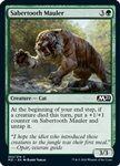 Sabertooth Mauler - Core Set 2021 - Common