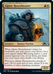 Alpine Houndmaster - Core Set 2021 - Uncommon
