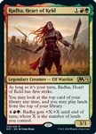 Radha, Heart of Keld - Core Set 2021 - Rare